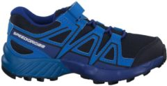 Trail-Running-Schuhe Speedcross CSWP K mit Quicklace System 398441 Salomon Navy Blaze/Indigo