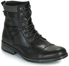 Zwarte Laarzen Casual Attitude RIVIGH