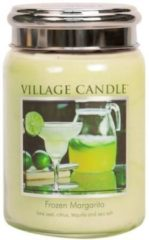 Groene Village Candle Frozen Margarita Large Jar 170 Branduren