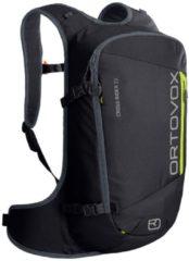Zwarte Ortovox Cross Rider 22 rugtas - Black raven - Outdoor hardwaren - Tassen - Dagrugzakken