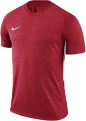 Nike Tiempo Premier SS Jersey Sportshirt performance - Maat XL - Mannen - rood