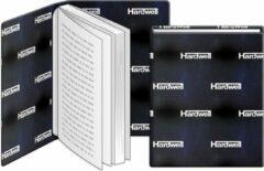 Zwarte Stationery Team Boekenkaft Hardwell 22 X 40 Cm