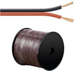 Rode Speaker cable red/black 100 m spool, cable diameter 2 x 4,0 mm? - Goob