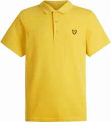 Gele Lyle and Scott Sport SS Polo heren polo