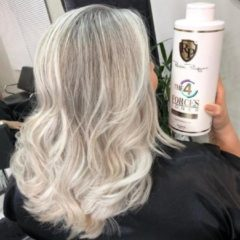 Robson Peluquero Four Forces Toner Gloss zilvershampoo 1Liter