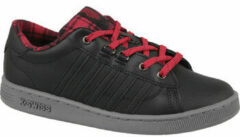 Zwarte Lage Sneakers K-Swiss Hoke Plaid 85111-050