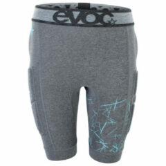 Evoc - Kid's Crash Pants - Beschermbroek maat S, grijs
