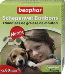 Beaphar Schapenvetbonbons Zeewier - Hondensnacks - Mini