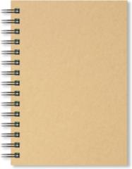 Artgecko Krafty Spiraal Schetsboek A5 Portret 150gr 40 vel Wit