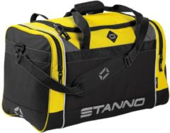 Stanno Sevilla Excellence Bag Sporttas - Geel - Maat One Size