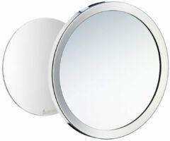 Smedbo Outline scheerspiegel spiegel FK442 5X zelfklevend 15,2cm chroom FK442