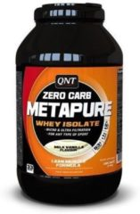 Witte QNT Zero Carb Metapure Vanille 1kg