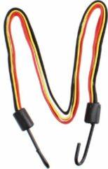 Cycle Tech Snelbinder Trio Met Haak 26/28 Inch Zwart/geel/rood