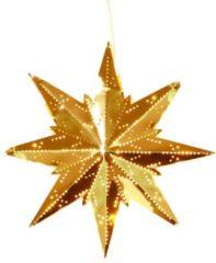 Messingstern Mini Star Trading Gold