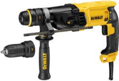 DeWalt D25134K 26mm SDS+ Combihamer met snelwisselboorkop | 800w 2.8J