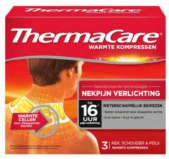 Witte Thermacare - Rugpijn verlichting warmte kompres - Voordeelverpakking