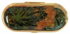 Gouden Zeeuws Meisje - Luxe Lippenstifthouder verguld - Vincent van Gogh Keizerskroon