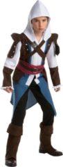 PALAMON - Klassiek Assassin's Creed Edward kostuum voor tieners - 146 (10-12 jaar) - Kinderkostuums