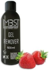 Transparante Gel remover Remover 500 ml Uv gel - Kunstnagels-nagels-gellak-Mega Beauty Shop®