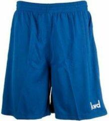 KWD Sportshort Holland - Kobaltblauw - Maat 128/140