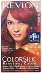 O.P.I Opi Revlon Colorsilk Ammonia Free 35 Vibrant Red