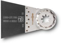 Bimetaal Invalzaagblad 65 mm Fein E-Cut Long-Life 63502161230 Geschikt voor merk Fein SuperCut, MultiMaster 5 stuks