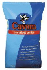 Cavom Compleet Senior Rund&Vlees - Hondenvoer - 20 kg - Hondenvoer