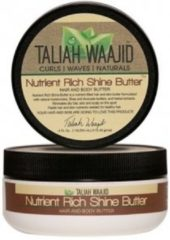 Taliah Waajid Curls Waves And Naturals Nutrient Rich Shine Butter 118 ml
