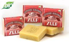 Zeepziederij Borssenburg Biologische Rozen zeep - 3 stuks