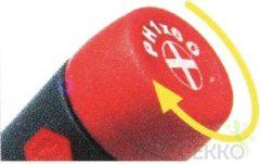 Wiha 00503 Schroevendraaierset 6-delig Plat, Kruiskop Phillips Elektronisch en fijnmechanisch