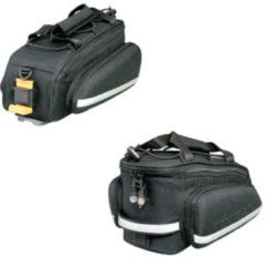 Zwarte Topeak RX bagagedragertas EX zonder zijtassen - Bagagedragertassen