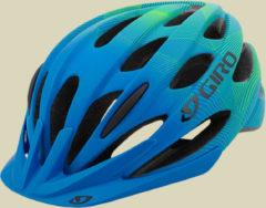 Giro Raze Kinder/Jungend Fahrradhelm Kopfumfang Unisize 50-57 cm mat blue/lime