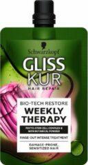 Gliss Kur Gliss Kur Haarmasker Bio-tech Restore Haarmasker (50ml)
