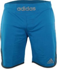 Adidas Transition MMA Short Blauw Beluga - S