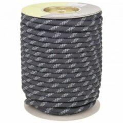 Grijze Edelrid - Performance Static 11,0 mm - Statisch touw maat 200 m grijs/zwart