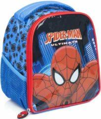 Blauwe Spider-man rugtas rugzak