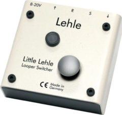 Lehle Little Lehle III looper switcher