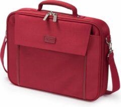Dicota Laptoptas Multi Base Geschikt voor max. (laptop): 39,6 cm (15,6) Rood