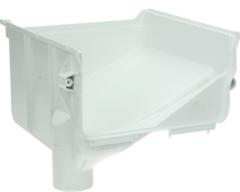 Einspülschalenunterteil für Waschmaschine 354122, 00354122