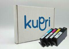 Cyane KUPRI - Alternatief HP934 HP935 - Set van 4 cartridges