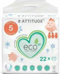 Attitude - Kinder Luiers Wegwerp Eco 5 (11-25 kg) Size 5 (11-25 kg)