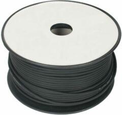 Zwarte Luidspreker kabel - Op rol - 0.14 mm2 - Velleman