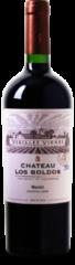 Donkerrode Wijnvoordeel Château Los Boldos Vieilles Vignes Merlot