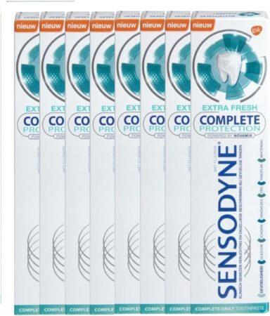 Afbeelding van 10 x Sensodyne Tandpasta Complete Protection Extra Fresh75 ml