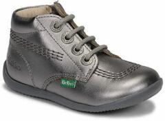 Zilveren Laarzen Kickers BILLYZIP-2