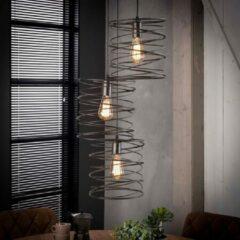 Zwarte Easy Furn Hanglamp Carly - 3 Lichts