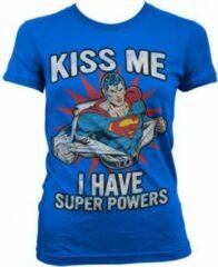 Superman Super Powers dames t-shirt M