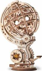 Eco-Wood-Art modelbouwpakket Kinetic Globe 25 cm hout 205-delig