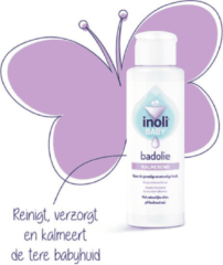 Inoli Baby Badolie Kalmerend 100 ml