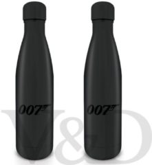 Hole In The Wall James Bond 007 - Metal Drinkfles